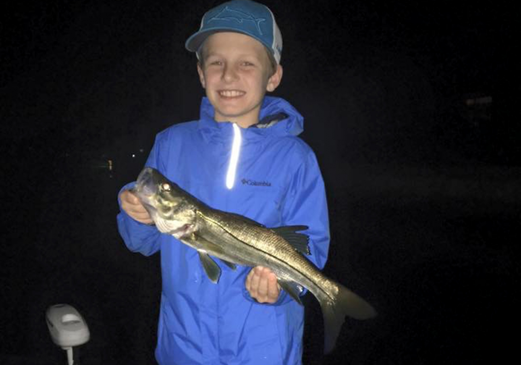 Snook at night 3