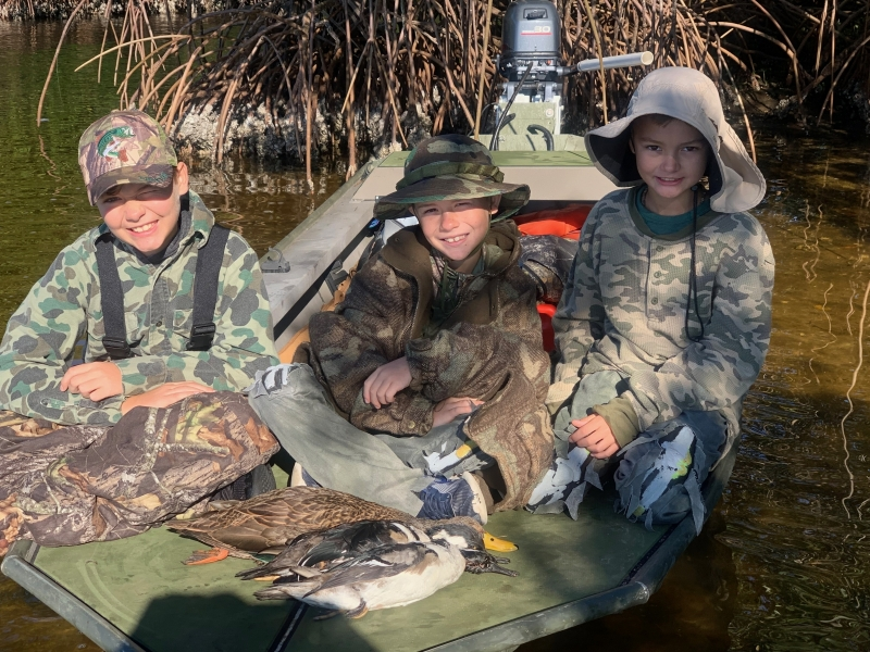 Water Fowl Trip