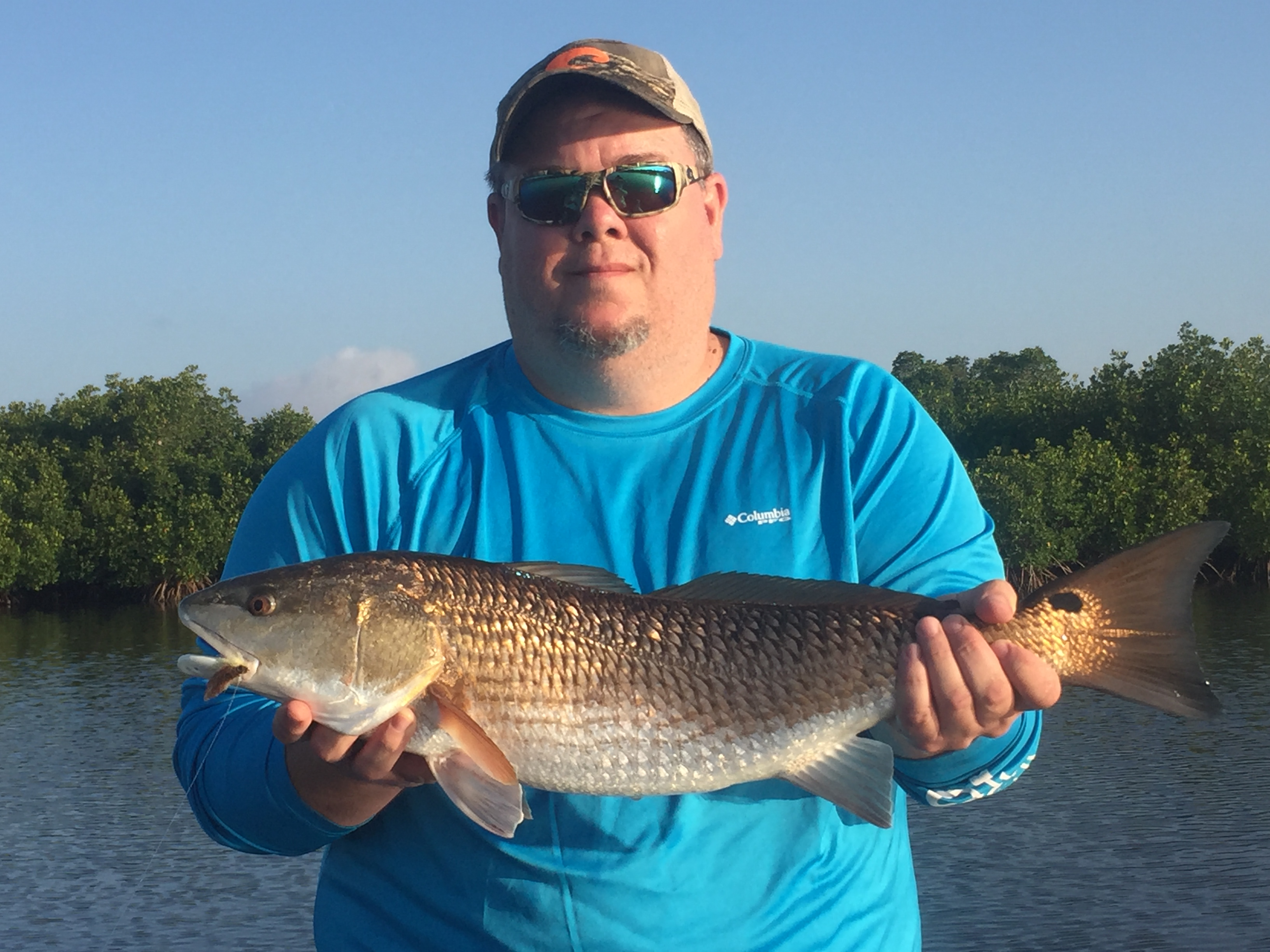 Redfish Fly Fishing